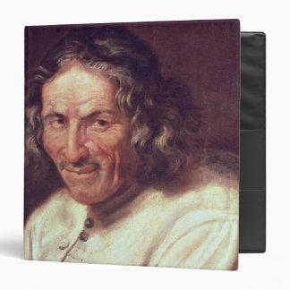 Portrait of Paul Scarron Binders