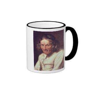 Portrait of Paul Scarron Ringer Coffee Mug