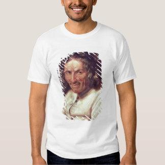 Portrait of Paul Scarron T-shirts