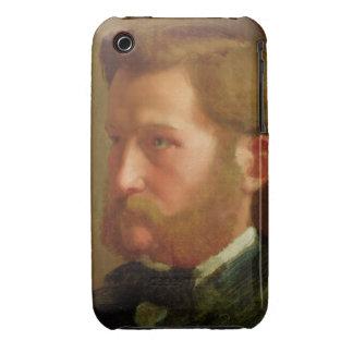 Portrait of Paul Vapincon, c.1868 (oil on panel) Case-Mate iPhone 3 Case
