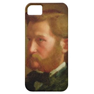 Portrait of Paul Vapincon, c.1868 (oil on panel) iPhone SE/5/5s Case
