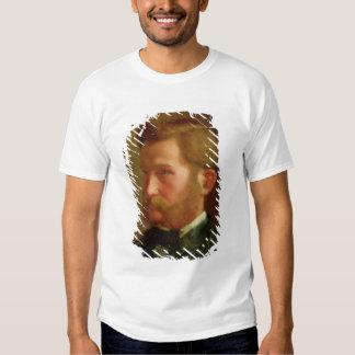Portrait of Paul Vapincon, c.1868 (oil on panel) T Shirt