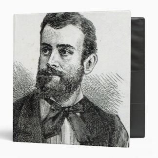Portrait of Pellegrino Matteucci Vinyl Binders