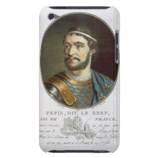 Portrait of Pepin, Called 'Le Bref', King of Franc Barely There iPod Cover