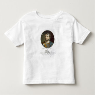 Portrait of Pepin, Called 'Le Bref', King of Franc Tee Shirt