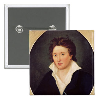 Portrait of Percy Bysshe Shelley, 1819 Buttons