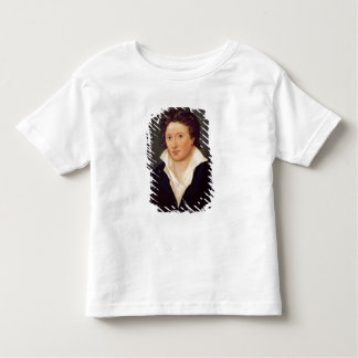 Portrait of Percy Bysshe Shelley, 1819 Toddler T-shirt