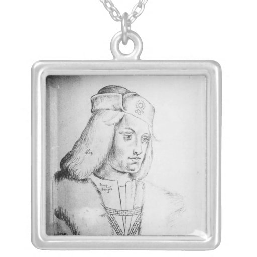 Portrait of Perkin Warbeck Necklaces