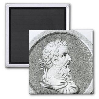Portrait of Pertinax Fridge Magnet