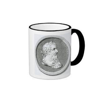 Portrait of Pertinax Coffee Mugs