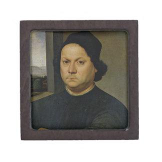 Portrait of Perugino, c.1504 (tempera on wood) Gift Box