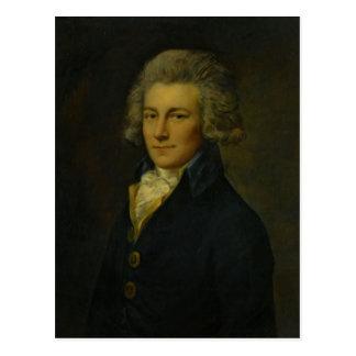 Portrait of Peter Godfrey by Thomas Gainsborough Postcard