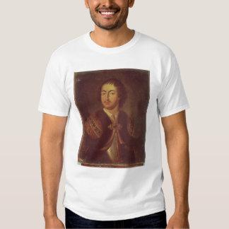 Portrait of Peter I T Shirt
