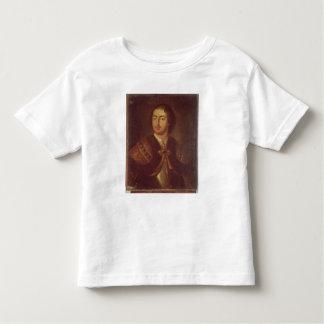 Portrait of Peter I Tee Shirt