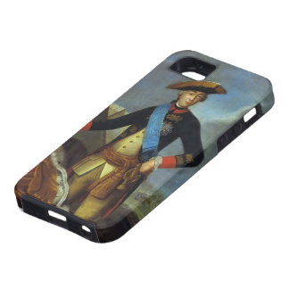 Portrait of Peter III of Russia by Fyodor Rokotov iPhone 5 Cover