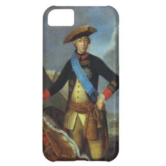 Portrait of Peter III of Russia by Fyodor Rokotov iPhone 5C Cases