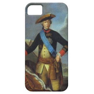 Portrait of Peter III of Russia by Fyodor Rokotov iPhone 5/5S Cases