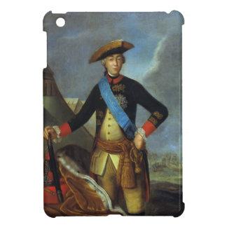 Portrait of Peter III of Russia by Fyodor Rokotov iPad Mini Case