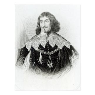 Portrait of Philip Herbert Postcard