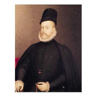Portrait of Philip II  c.1580 Post Cards