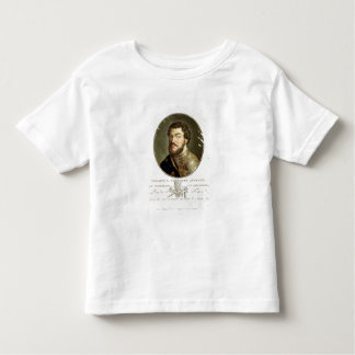 Portrait of Philip II, Called Augustus, King of Fr T Shirt