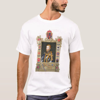 Portrait of Philip II King of Spain (1527-98) from T-Shirt