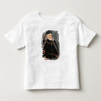 Portrait of Philip II  of Spain 2 Toddler T-shirt