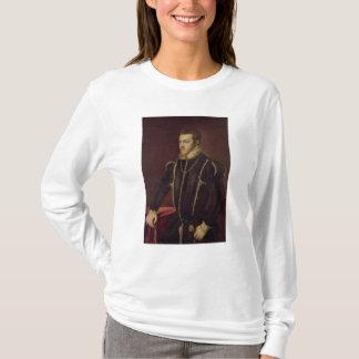 Portrait of Philip II  of Spain T-Shirt