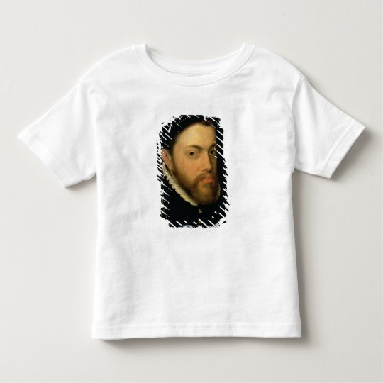 Portrait of Philip II of Spain Toddler T-shirt