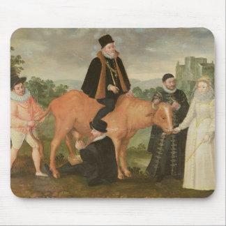Portrait of Philip II , the Duke of Alencon Mouse Pad