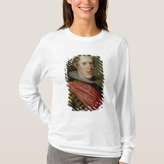 Portrait of Philip IV  in Armour, 1628 T-Shirt
