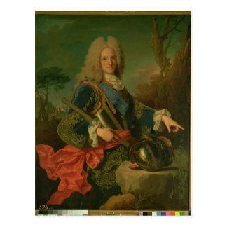Portrait of Philip V Postcard