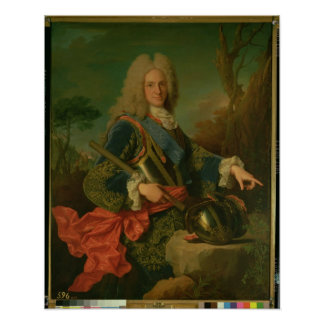 Portrait of Philip V Poster