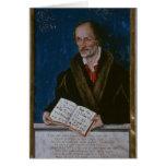 Portrait of Philipp Melanchthon Card
