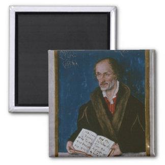 Portrait of Philipp Melanchthon Magnet