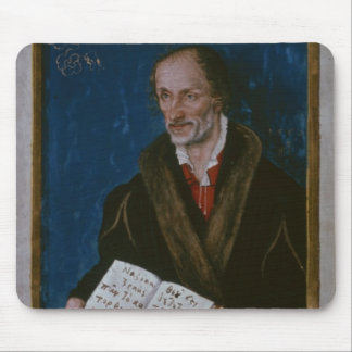 Portrait of Philipp Melanchthon Mouse Pad