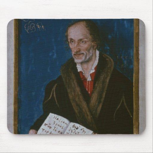 Portrait of Philipp Melanchthon Mouse Pad