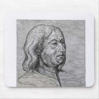 Portrait of Philippe de Commines Mouse Pad