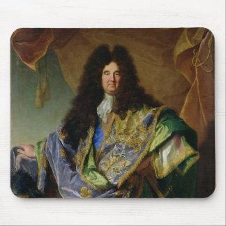 Portrait of Philippe de Courcillon  Marquis Mouse Pad