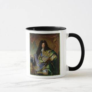 Portrait of Philippe de Courcillon  Marquis Mug