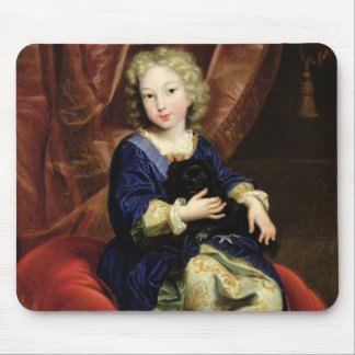 Portrait of Philippe de France Mouse Pad