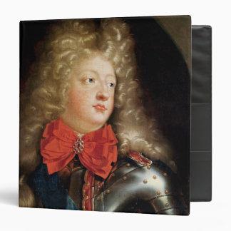 Portrait of Philippe d'Orleans Vinyl Binders