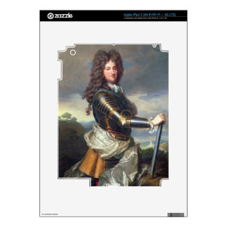Portrait of Philippe of Orleans (1674-1723) (oil o Decals For iPad 3