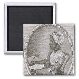 Portrait of Phillis Wheatley Magnet