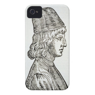 Portrait of Pico della Mirandola (1463-94), from ' Case-Mate iPhone 4 Case