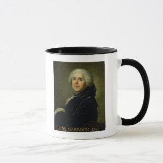 Portrait of Pierre Carlet de Chamblain de Mug