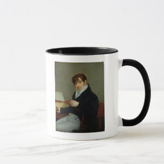 Portrait of Pierre Zimmermann  1808 Mug