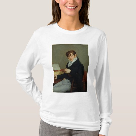 Portrait of Pierre Zimmermann  1808 T-Shirt