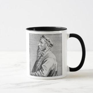 Portrait of Pieter Brueghel the Elder Mug