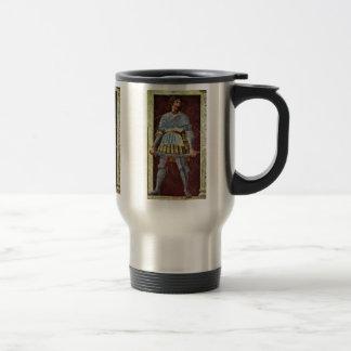 Portrait Of Pippo Spano Condottiere Mugs